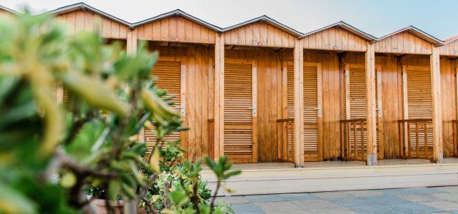 Stabilimento / Private Cabins